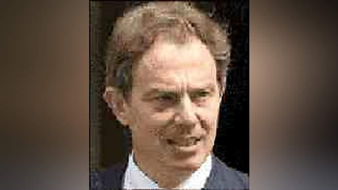 image for Tony Blair creates 'Blairbot'