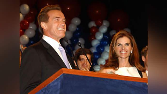 "image for Schwarzenegger Vetos ""Girly Man"" Gay Marriage Bill"