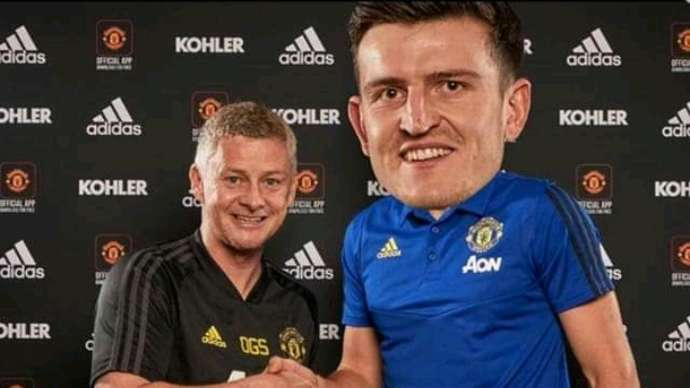 image for Manchester United Manager Ole Gunnar Solskjaer's Head Is Getting Smaller