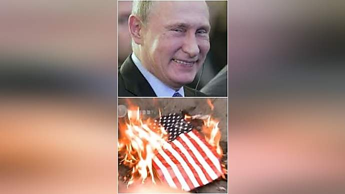"image for DemocRATs want to live large ""like Putin"""
