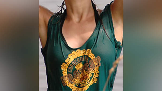 image for Governor Brewer of Arizona Disqualifies Wet T-Shirt Contest Winner Because She's A Lesbian