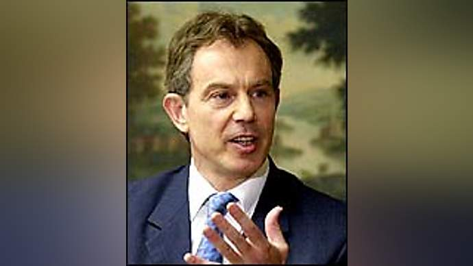image for Blair Admits Lying To Britain
