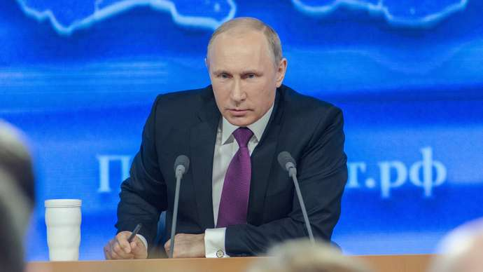 image for Republicans Follow Putin's Advice: Cancel Presidential Primaries
