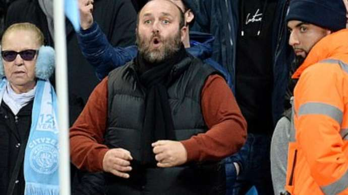 image for Manchester City Fan Accused Of Racism Is, Himself, Descended From Apes
