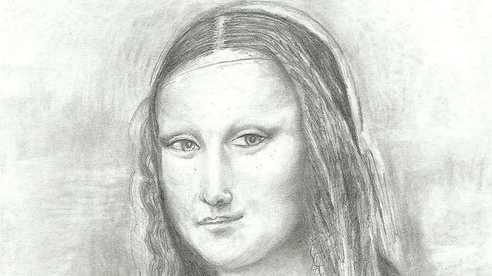image for Art Lover Eats Mona Lisa's Banana