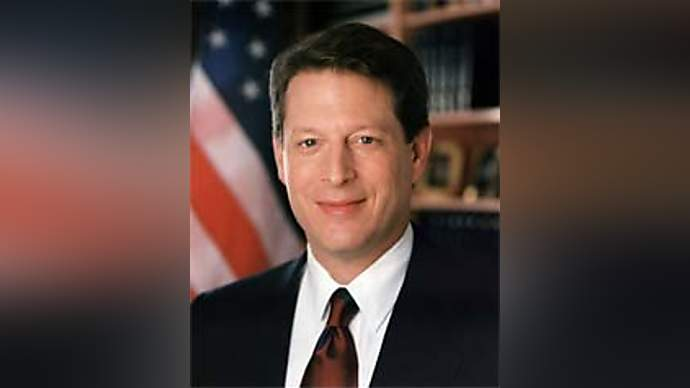 image for Al Gore to sacrifice body for science