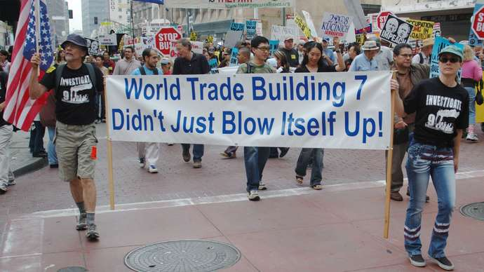 image for Climate Change Deniers Join Forces with 9/11 Truth Deniers to Empower People to Think Beyond Science