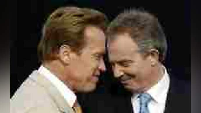 image for Blair shafted as he flogs bio-pic movie rights