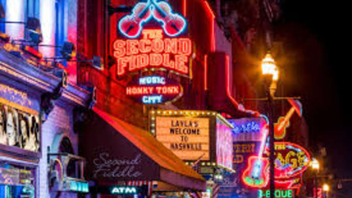 "image for Nashville Old-Timer Intrigued to Learn There's Also a ""Broadway"" in New York City"