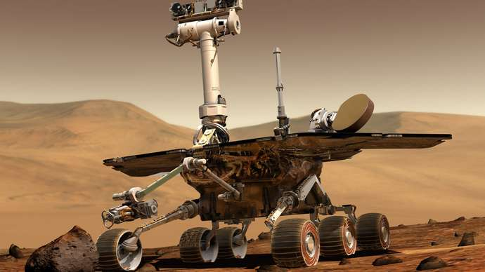 image for Scientists Nominate Donald Trump to be the First Man on Mars
