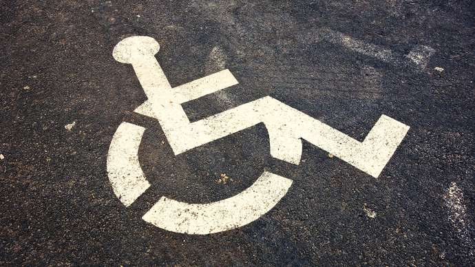 image for National Bogus Handicapped Parking Sticker Day Is Here