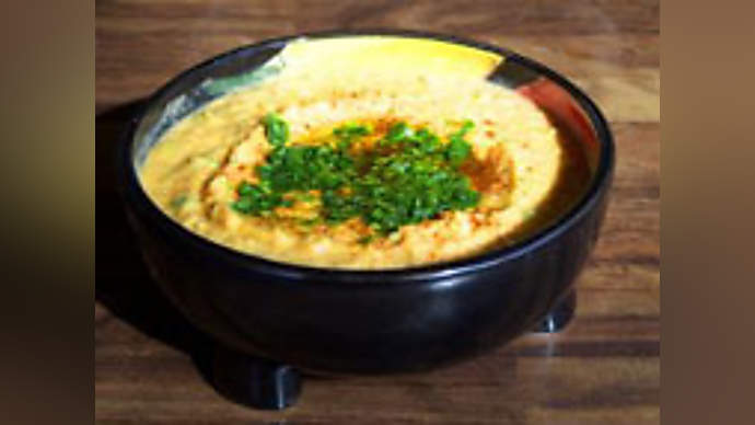 """image for Bush Declares Obama Stance On Hummus: """"Simply Misguided"""""""