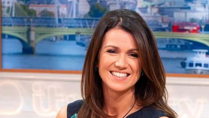 image for Susanna Reid to be made a saint in recognition of Piers Morgan ordeal
