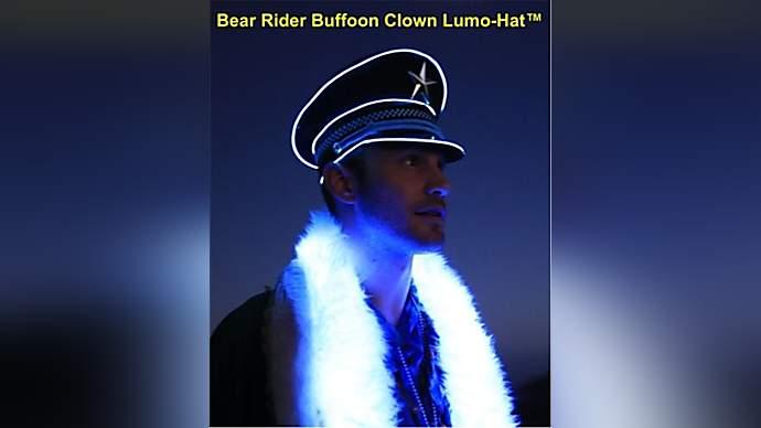 image for Putin trumps Honky Cat Buffoon Clown Big-Hats™ with Lumo-Hats™