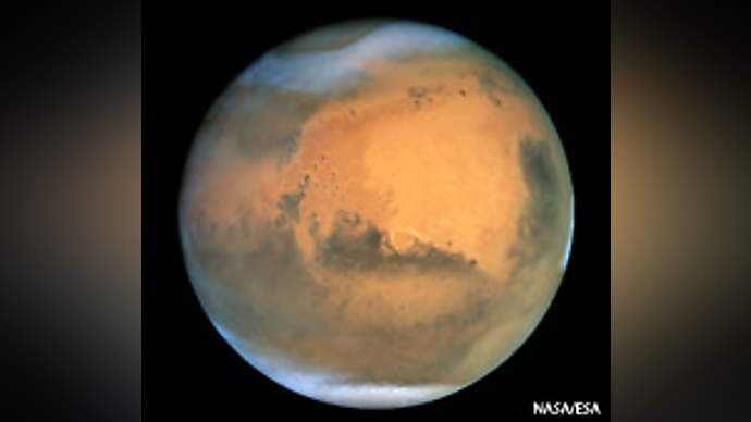image for Man on Mars - The Great Prophet Nostradumbass