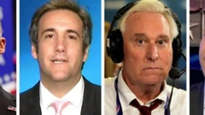 image for Trump.com™ issues Pre-emptive Pardon for Stone and Cohen ahead of Senate Testimony