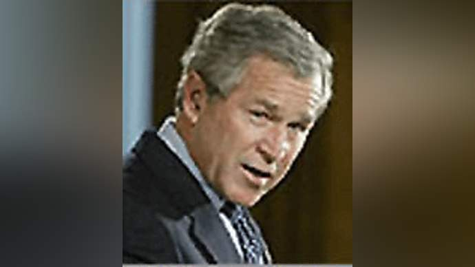 image for God talks to George Bush without Incurring Roaming Charges