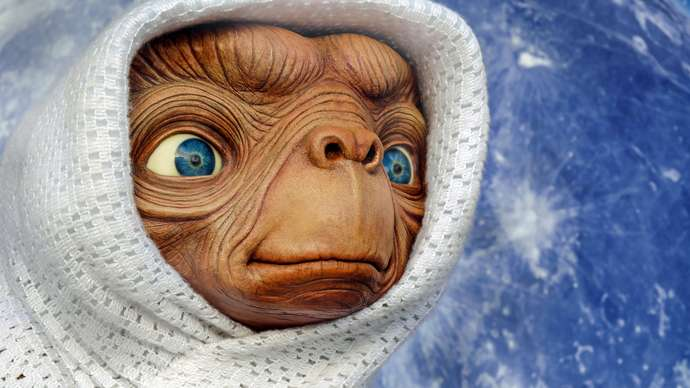 image for E.T. Has Just About Had Enough, And Is Ready To Take Over The Running Of The World