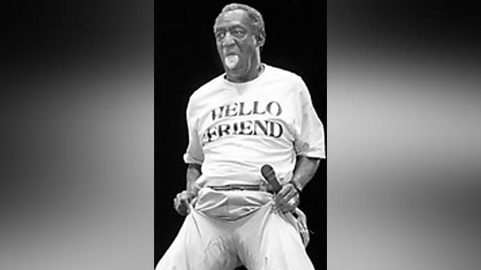 image for Bill Cosby Doing 'Funny Face' Requests For Fellow Prisoners