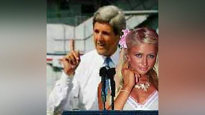 image for Hilton and Friends Join Kerry For Democratic Party