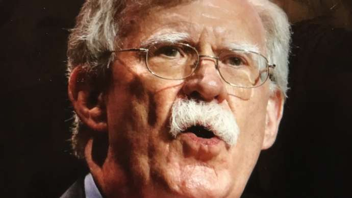 image for Donald Trump Says John Bolton's A Liar But Hardly Knew The Guy
