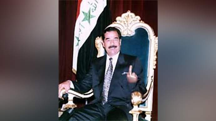 image for Saddam, Osama Eye US Presidency