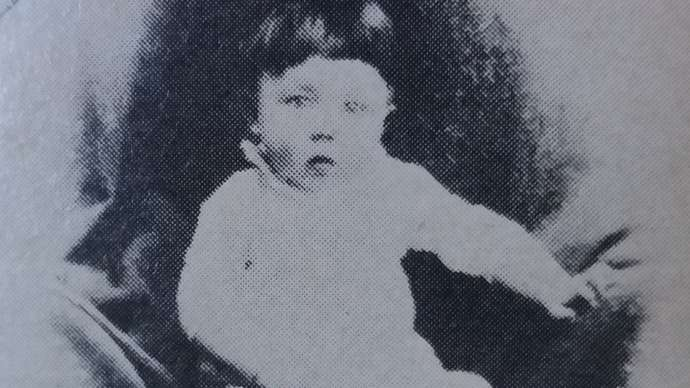 image for Hitler Was A Baby Once, Photos Prove