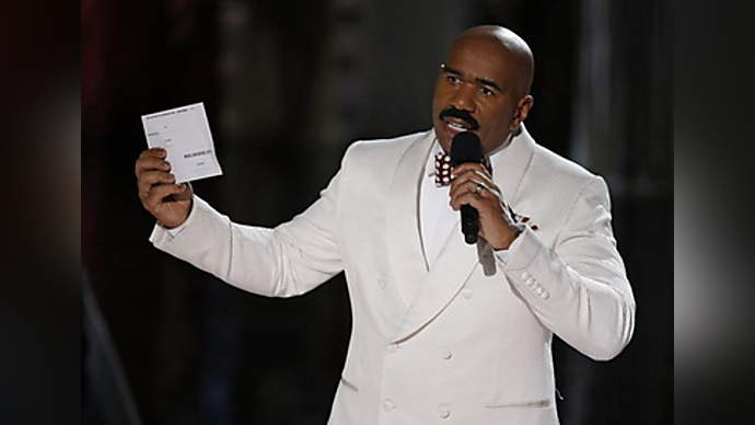 """image for Steve Harvey on Ms. Universe 2015 Mishap: """"I will again host next year's pageant... the Ms. Universe 2016"""""""