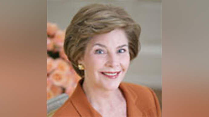 image for Laura Bush Fed Up At Husband George Bush Criticizing Her Cooking Threatens To Spill The Beans Regarding The Weapons of Mass Destruction