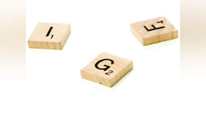 "image for New Version of Scrabble to allow ""Text Speak"""