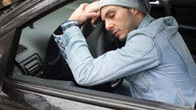 image for Nashville Man Falls Asleep at Wheel - Fortunately Before Turning on Ignition