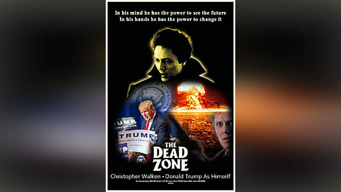 """image for All Copies Of The Movie """"The Dead Zone"""" Quietly Purchased And Destroyed By Trump Front Company"""