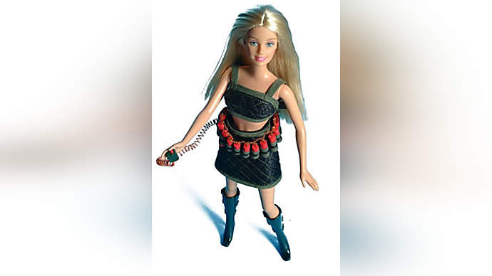 image for Mattel Rejects Suicide Bomber Barbie
