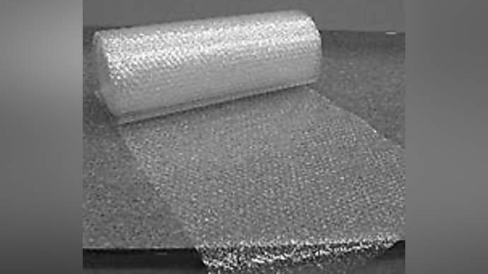 image for Roll of Bubble Wrap Now 2nd Democratic Frontrunner Behind Dean, Gaining