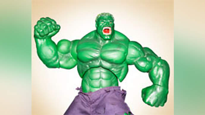 image for Brett Kavanaugh Transforms Into The Hulk
