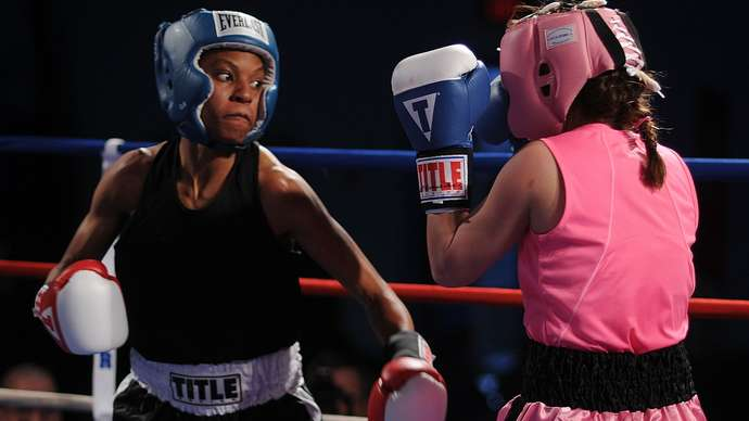 image for College Admissions Scandal: Judge Orders Celebrity Daughter to Join Female Boxing Team