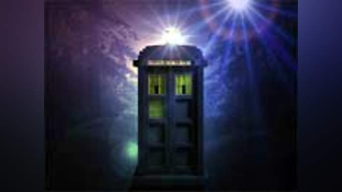 image for Dr Who Trades In Tardis