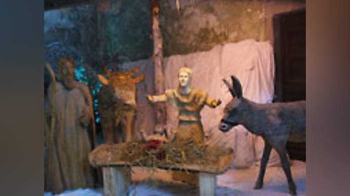 image for Politically correct nativity scenes sweep Christian nations