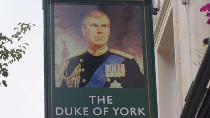 image for Duke of York Always Was A Crappy Watering Hole Says Prince Creepypants Accuser