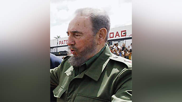image for Fidel Castro Last Laughing Because He Lived Longer Than Gadhafi