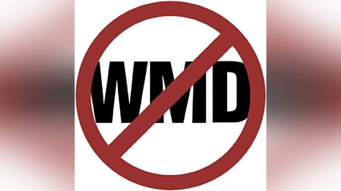 image for Hubble, Dubbya, WMD shock