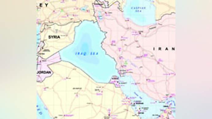 image for Iraq War Ends: Terrorists Surrender