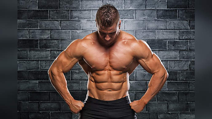 image for Vegan Bodybuilder Annoyed at Being Called a Beefcake