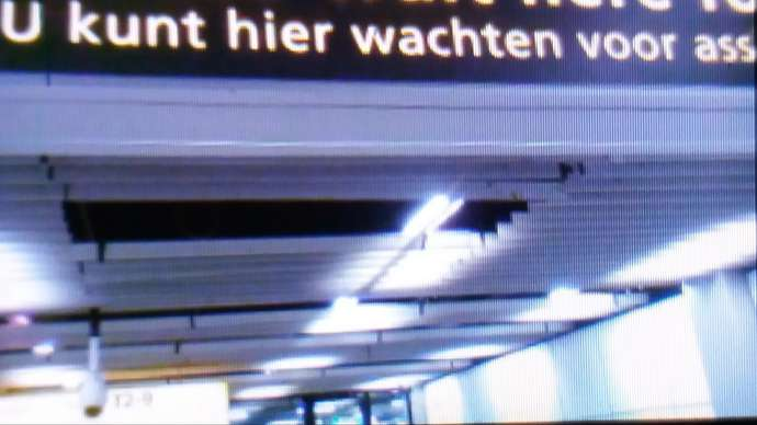 image for Man Was Left Aghast At Schiphol Airport Signage