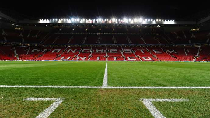 image for Manchester United: Old Trafford Empty At Final Whistle