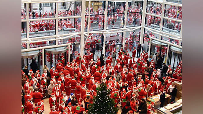 image for Controversial Report Published on 'Christmas in England'