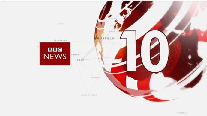 image for Harry Maguire To Read The News At Ten