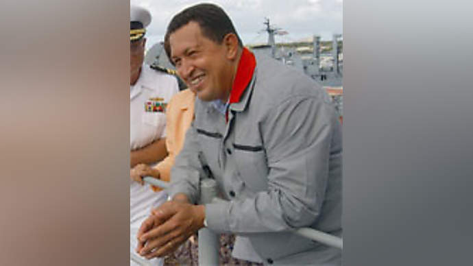 image for Ailing Chavez returns to hero's welcome...and a potentially high medical bill