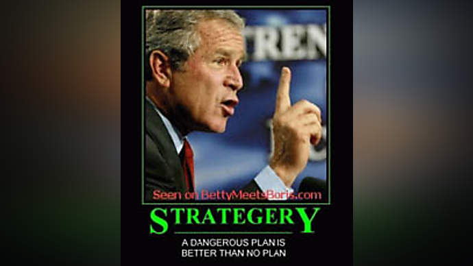 image for Bush Pledges to Drop Defense Budget by Outsourcing Navy to China