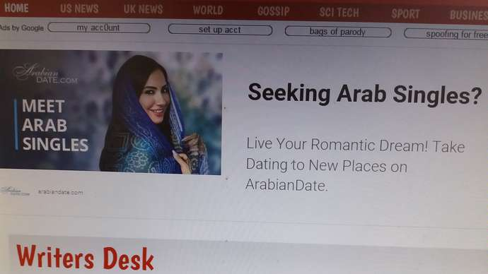 image for Man Feels He Is Being Pressured Into Getting An Arab Girlfriend